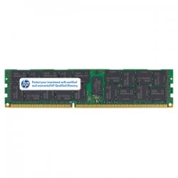 Hewlett Packard (HP) - 604500-B21 - HP 4GB DDR3 SDRAM Memory Module - 4 GB (1 x 4 GB) - DDR3 SDRAM - 1333 MHz DDR3-1333/PC3-10600 - Registered