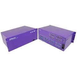 Smart AVI - AV32X16S - SmartAVI AV32X16S Video Switch - 32 x HD-15 Video In, 16 x HD-15 Video Out, 2 x RJ-45 Network - 1600 x 1200 - UXGA
