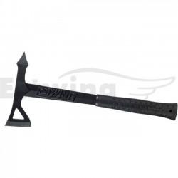 Estwing - EBTA - Estwing Black Eagle Tomahawk - 16.3 Length - Black - Nylon Vinyl, Steel - 1.69 lb - Comfortable Grip, Durable Handle, Lightweight - 1