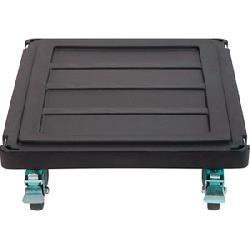 SKB Cases - 1SKB-R3224 - SKB 1SKB-R3224 Rotomolded GigDolly - 4 Casters - 5 Caster Size - 32 Length x 24 Width x 3 Depth