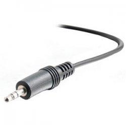 C2G (Cables To Go) - 40416 - C2G 50ft 3.5mm M/M Stereo Audio Cable - Mini-phone Male Stereo - Mini-phone Male Stereo - 50ft - Black