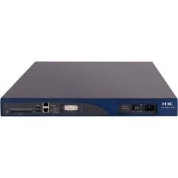 Hewlett Packard (HP) - JF235A - HP A-MSR30-20 DC Multi-service Router - 2 Ports - 6 Slots - Gigabit Ethernet - 1U - Rack-mountable