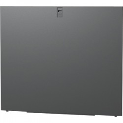 APC / Schneider Electric - AR7306 - APC by Schneider Electric AR7306 NetShelter AV 42U Split Side Panel - Black - 2 Pack - 32.8 Height - 28.4 Width - 0.5 Depth
