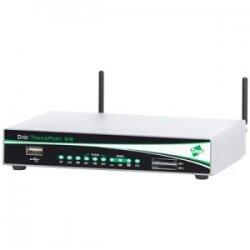 Digi International - WR41-E100-WA1-SU - Digi TransPort WR41 IEEE 802.11b/g  Wireless Router - 2.40 GHz ISM Band - 2 x Antenna - 54 Mbit/s Wireless Speed - 1 x Network Port - 1 x Broadband Port - USB - Fast Ethernet