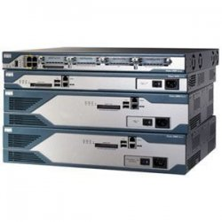 Cisco - C2851-VSEC-CCME/K9 - Cisco 2851 Voice Sec Bdl Fl-ccme-48 Ip 64f/256d