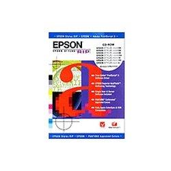Epson - C842621 - Epson StylusRIP Adobe PostScript - Complete Product - 1 User - Print Management - Standard - Retail - PC, Mac - English