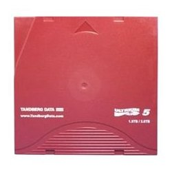 Tandberg Data - 433955 - Tandberg Data 433955 LTO Ultrium 5 Data Cartridge with Case - LTO-5 - 1.50 TB (Native) / 3 TB (Compressed)