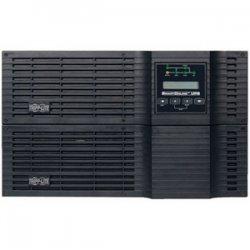 Tripp Lite - SU8000RT3UHW - Tripp Lite UPS Smart Online 8000VA 7200W Rackmount 8kVA 208/240V 230V USB DB9 Manual Bypass Hot Swap 6URM - 8000VA/6400W - 6 Minute Full Load