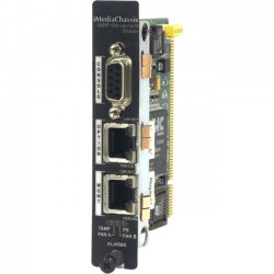 IMC Networks - 850-39950 - Imediachassis 20 6 3 Snmp Mgmt Module For Imediachassis Series