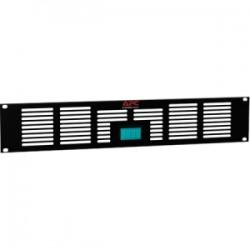 APC / Schneider Electric - ACAC40000 - APC by Schneider Electric ACAC40000 NetShelter AV 2U Vent Panel - Black - 3.5 Height - 19 Width - 0.1 Depth