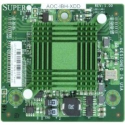Supermicro - AOC-IBH-XDD - Supermicro 10Gigabit Ethernet Card - 2 Port(s)