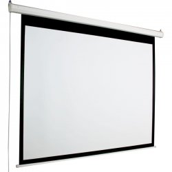 "Draper - 800003 - Draper AccuScreen Electric Projection Screen - 52"" x 92"" - Matte White - 106"" Diagonal"