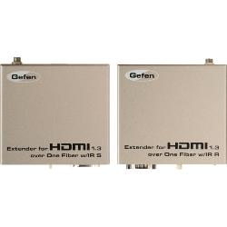 Gefen - EXTHDMI131FO - HDIM, RS232, IR Fiber Optic Extender 1000ft