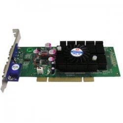 Jaton - VIDEO-348PCI-TWIN - Jaton GeForce 6200 Graphics Card - nVIDIA GeForce 6200 - 512MB DDR2 SDRAM 64bit - PCI - HD-15 - Retail