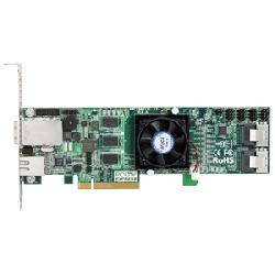 Areca - ARC-1880IXL-12 - Areca Controller Card ARC-1880IXL-12 6Gb/s SAS PCI RAID Card Retail