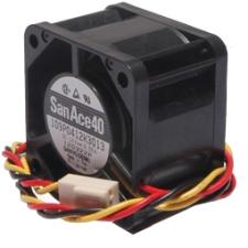 Chenbro Micom - 30H040028-106 - Chenbro 30H040028-106 Cooling Fan - 1 x 40 mm - 12500 rpm