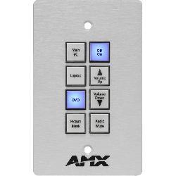 AMX - FG1301-08-SA - AMX Novara 1000 CP-1008-US A/V ControlPad