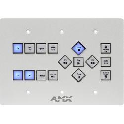 AMX - FG1301-16-SW - AMX Novara 1000 CP-1016-TR-US A/V ControlPad