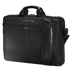 Everki - EKB417BK18 - Everki EKB417BK18 Carrying Case (Briefcase) for 18.4 Notebook - Black - Water Resistant - Nylon, Foam Interior - Handle, Shoulder Strap - 14.2 Height x 18.7 Width x 3.1 Depth