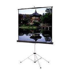 Da-Lite - 30658 - Da-Lite Picture King Portable and Tripod Projection Screen - 96 x 96 - Video Spectra 1.5 - 136 Diagonal