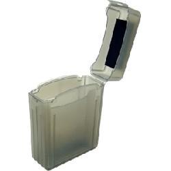 Bytecc - HD-BOX25K - Bytecc Dual 2.5 Hard Disk Case - Acrylonitrile Butadiene Styrene (ABS) - Black - 2 Hard Drive