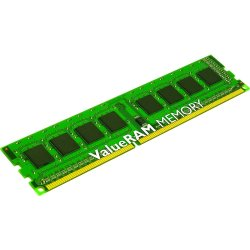 Kingston - KVR1333D3LD4R9S/8G - Kingston ValueRAM KVR1333D3LD4R9S/8G 8GB DDR3 SDRAM Memory Module - 8 GB (1 x 8 GB) - DDR3 SDRAM - 1333 MHz - ECC - Registered - 240-pin - DIMM