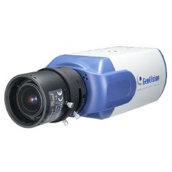 GeoVision - 84-BL110-D00 - GeoVision GV-IP Network Camera - Color - CS Mount - 1280 x 960 - CCD - Cable - Fast Ethernet