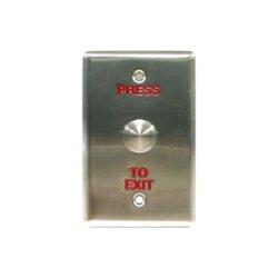 GeoVision - 81-PB410-001 - GeoVision PB41 Hard Wire Switch - Push Switch - Door
