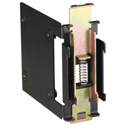 Black Box Network - DIN-RAIL-MC2 - Black Box Mounting Bracket