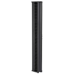 Black Box Network - ECMV45U6 - Black Box Elite Vertical Cable Manager - Cable Management Tray - 1 Pack - 45U Rack Height