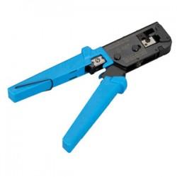 Black Box Network - FT1100A - Black Box EZ-RJ45 Crimp Tool - Steel - 1 Each