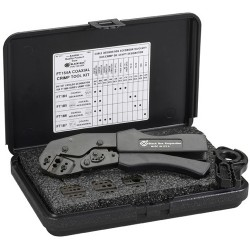 Black Box Network - FT154A - Black Box Coax Crimp Tool Kit