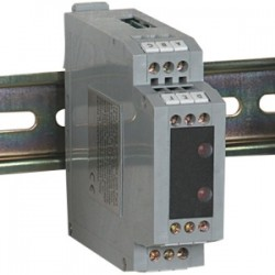 Black Box Network - ICD102A - Black Box DIN Rail Repeaters with Opto-Isolation, RS-422/RS-485