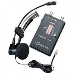 Black Box Network - TS054A - Black Box Fiber Talk'n Test Cable Tester - 2 x ST , 1 x RJ-11 Phone