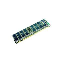 Transcend - TS1GCQ2436 - Transcend 1GB DDR SDRAM Memory Module - 1GB (1 x 1GB) - 266MHz DDR266/PC2100 - Non-ECC - DDR SDRAM - 184-pin DIMM