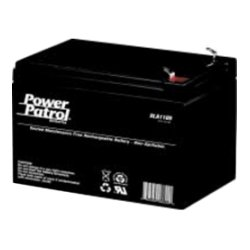Interstate Batteries - SLA1105 - Power Patrol SLA1105 General Purpose Battery - 12000 mAh - Sealed Lead Acid (SLA) - 12 V DC