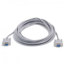 StarTech - SCNM9FF - StarTech.com 10 ft DB9 RS232 Serial Null Modem Cable F/F - DB-9 Female - DB-9 Female - 10ft