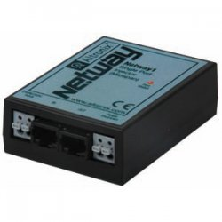 Altronix - NETWAY1 - Altronix Single Port PoE Injector Midspan - 24 V AC, 24 V DC Input - 1 Ethernet Output Port(s) - 15.40 W