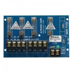 Altronix - PD4ULCB - Altronix PD4ULCB Power Distribution Module - 28 V AC, 28 V DC