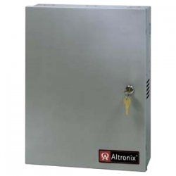 Altronix - AL1012ULXPD4 - Altronix AL1012ULXPD4 Proprietary Power Supply - 110 V AC Input Voltage - Wall Mount