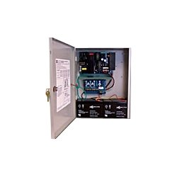 Altronix - AL1024ULXPD4 - Altronix AL1024ULXPD4 Proprietary Power Supply - 110 V AC Input Voltage - Wall Mount