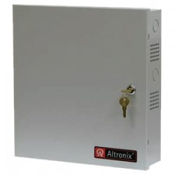 Altronix - ALTV1224C4 - Altronix ALTV1224C4 Proprietary Power Supply - 110 V AC Input Voltage - Wall Mount
