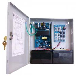 Altronix - AL300ULPD8CB - Altronix AL300ULPD8CB Proprietary Power Supply - 110 V AC Input Voltage - Wall Mount