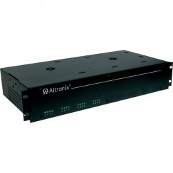Altronix - R1224DC16CB - Altronix R1224DC16CB Proprietary Power Supply - 110 V AC Input Voltage - Rack-mountable