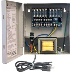 Altronix - ALTV248ULCB - Altronix ALTV248ULCB Proprietary Power Supply - 110 V AC Input Voltage - Wall Mount