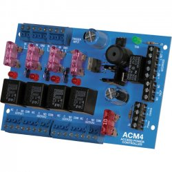 Altronix - ACM4 - Altronix ACM4 Access Power Controller Module