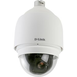 D-Link - DCS-6818 - D-Link SecuriCam DCS-6818 Network Camera - Color, Monochrome - 720 x 576 - 36x Optical - CCD - Cable