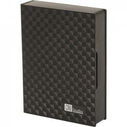 CRU / Wiebetech - 3851-0000-09 - WiebeTech DriveBox Anti-Static 3.5 Hard Disk Case - Plastic