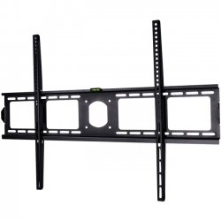 SIIG - CE-MT0J11-S1 - SIIG CE-MT0J11-S1 Wall Mount for Flat Panel Display - 42 to 70 Screen Support - 165 lb Load Capacity - Steel - Black