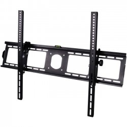 SIIG - CE-MT0L11-S1 - SIIG CE-MT0L11-S1 Wall Mount for Flat Panel Display - 42 to 70 Screen Support - 165 lb Load Capacity - Steel - Black